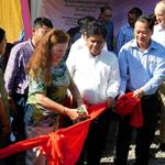 Inauguration of Koh Kong Reptile Conservation Center
