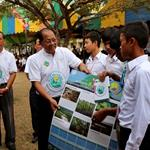 World Wetlands Day Celebration at Ang Trapeang Thmor Protected Landscape