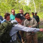 US State delegation visited Northern Plains of Cambodia