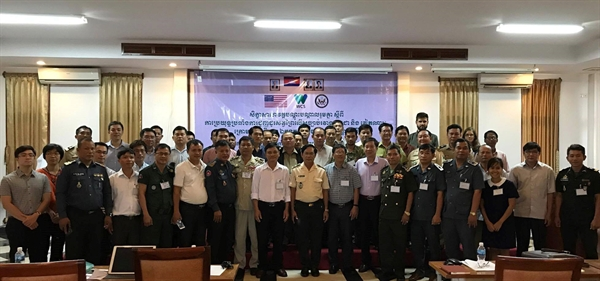 Cambodia - Vietnam Joint Efforts to Combat Transborder Wildlife Trafficking